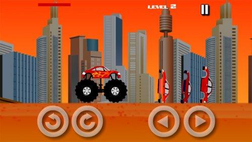 Скриншот для Monster Truck Destroyer - 3