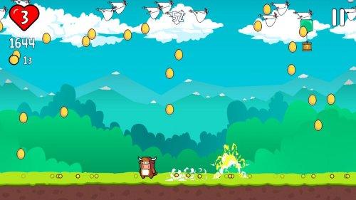 Скриншот для Neko Run - 2