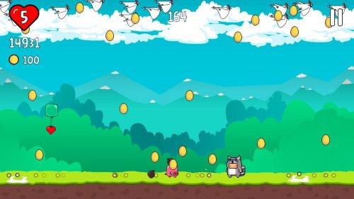 Скриншот для Neko Run - 3
