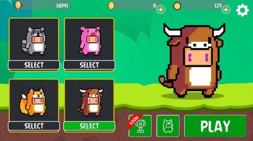 Скриншот для Neko Run - 1
