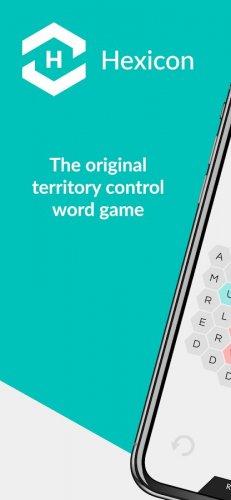 Скриншот для Hexicon: Strategy Word Game - 1
