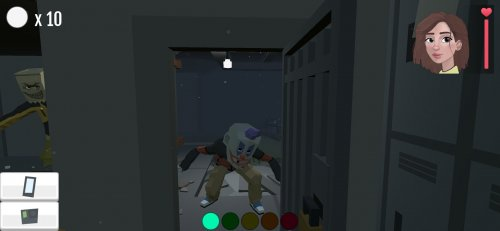 Скриншот для Kelsi Davies: Haunt Escape - 3