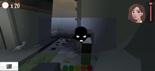Скриншот для Kelsi Davies: Haunt Escape - 2
