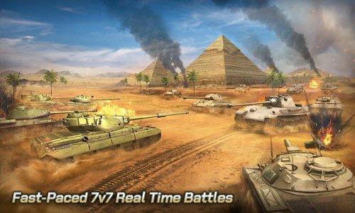 Скриншот для Tank Commander: Empire War - 3