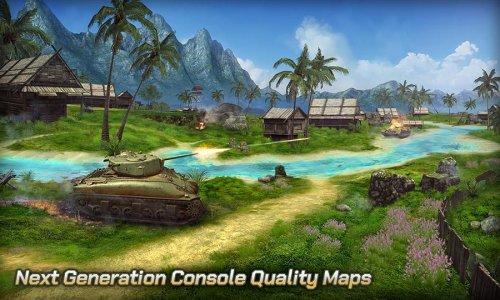 Скриншот для Tank Commander: Empire War - 2