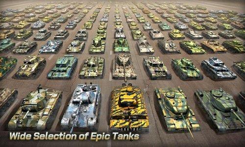 Скриншот для Tank Commander: Empire War - 1