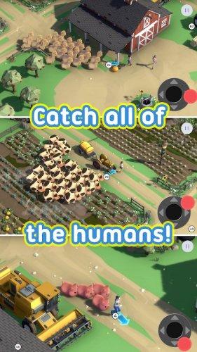 Скриншот для Clash of Crowds - 2