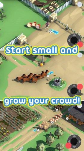 Скриншот для Clash of Crowds - 1