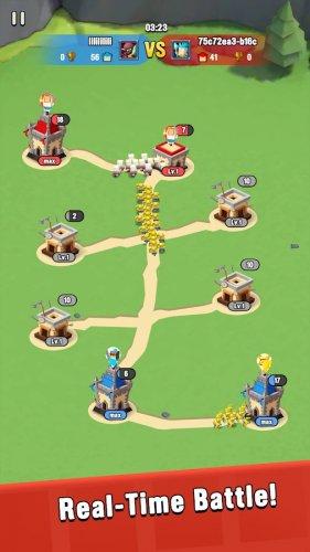 Скриншот для Tower Clash - 2