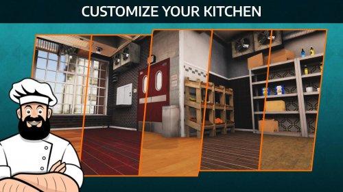 Скриншот для Cooking Simulator Mobile - 3