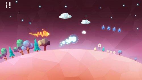 Скриншот для Jumping Droplets - 3