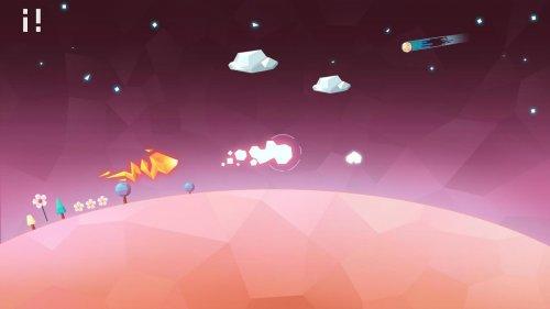 Скриншот для Jumping Droplets - 2