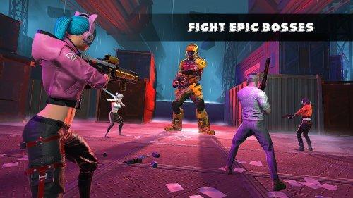 Скриншот для Cyberworld Online: Open World RPG - 2