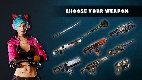 Скриншот для Cyberworld Online: Open World RPG - 3