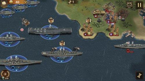 Скриншот для Glory of Generals 3 - 3