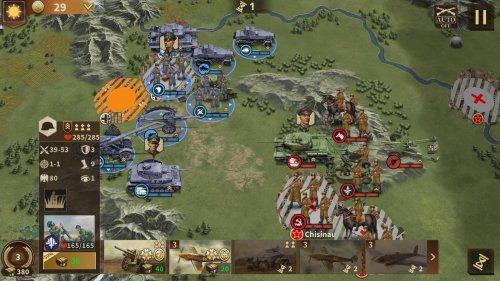 Скриншот для Glory of Generals 3 - 1