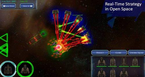 Скриншот для Rome 2077: Space Strategya - 3