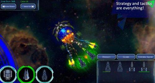 Скриншот для Rome 2077: Space Strategya - 2