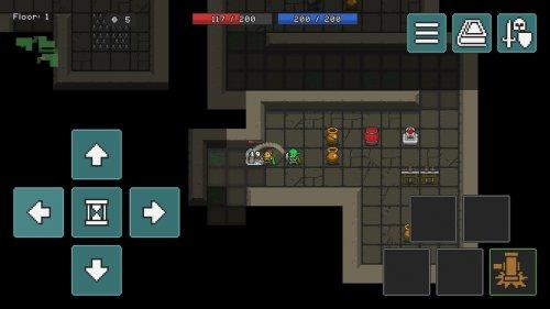 Скриншот для Labyrinth of Legendary Loot - 1
