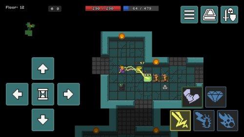 Скриншот для Labyrinth of Legendary Loot - 2