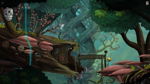 Скриншот для Shapik: The Moon Quest - 1