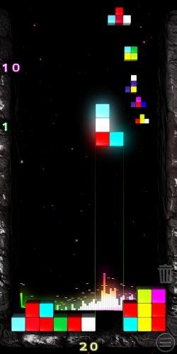 Скриншот для TETCOLOR, color blocks puzzle - 3