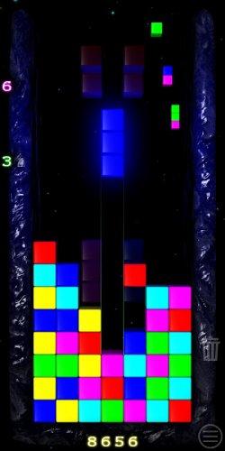 Скриншот для TETCOLOR, color blocks puzzle - 1