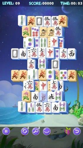 Скриншот для Mahjong 2019 - 2