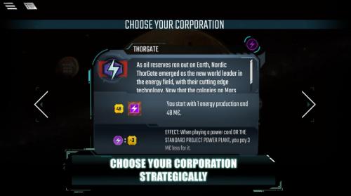 Скриншот для Terraforming mars - 2