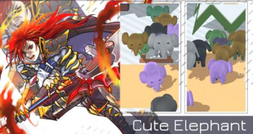 Скриншот для Rock elephant - 3