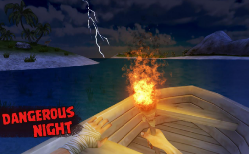 Скриншот для Island is home 2 survival simulator game - 3