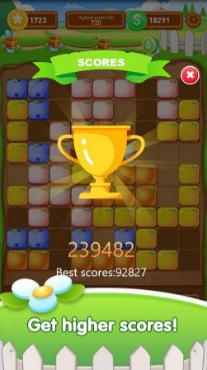 Скриншот для Block Sudoku - 3