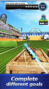 Скриншот для Archery go - 1