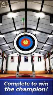 Скриншот для Archery go - 2