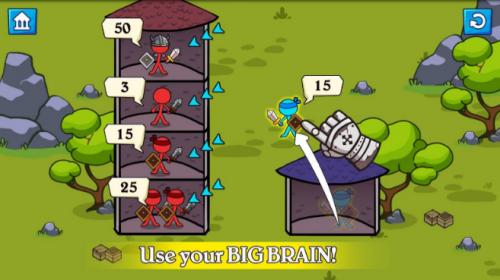 Скриншот для Stick clash - 3
